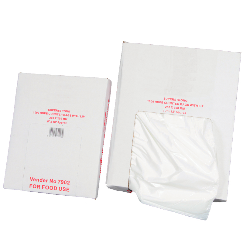 High Density Bags and Sheets