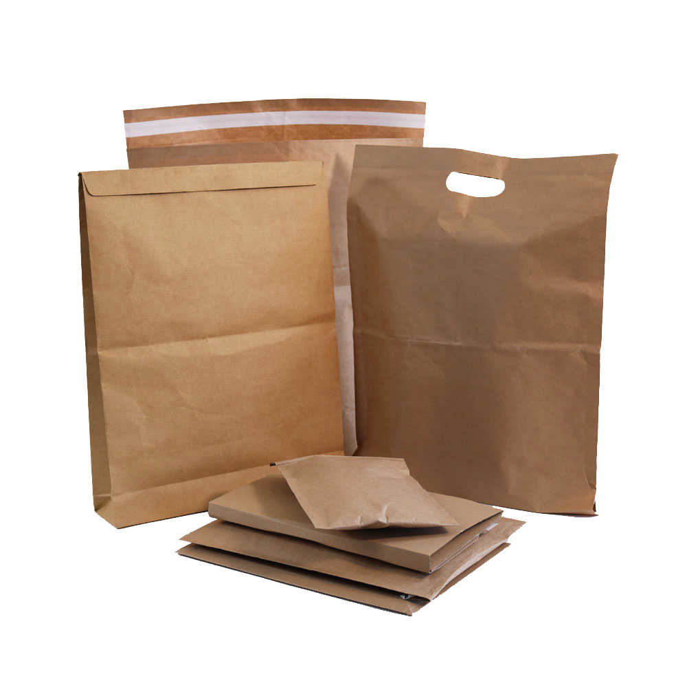 Eco-friendly Paper Mailing Bags