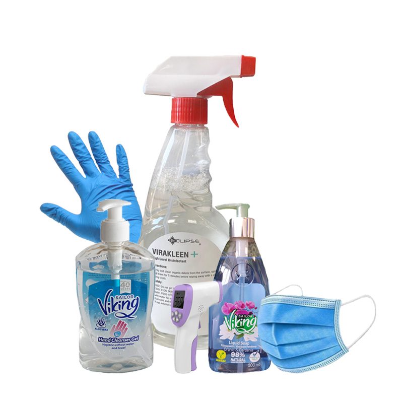PPE Essential Supplies