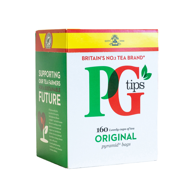 PG Tips Tea Bags - 40s