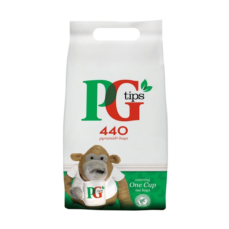 PG Tips Tea Bags - 440's