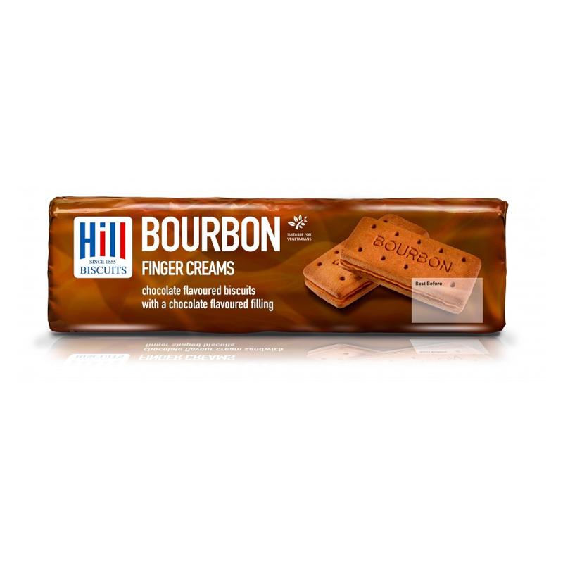 Hills Bourbon Cream Biscuits - 200g