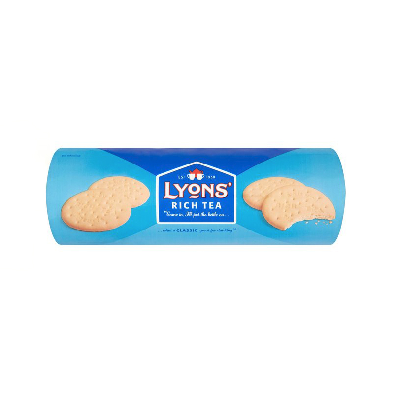 Lyons Rich Tea Biscuits - 300g