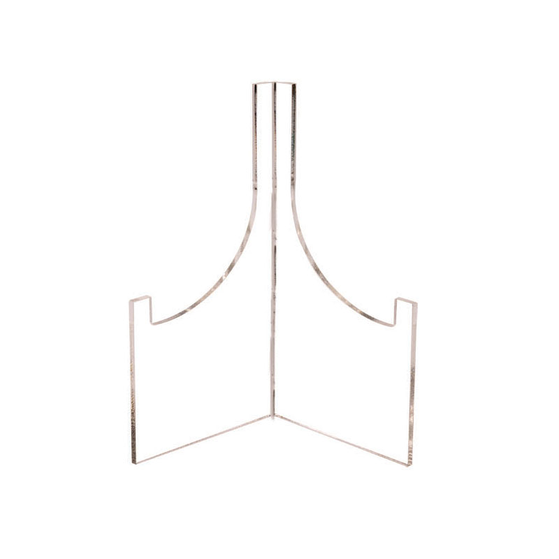 100mm Acrylic Plate Stand - Small