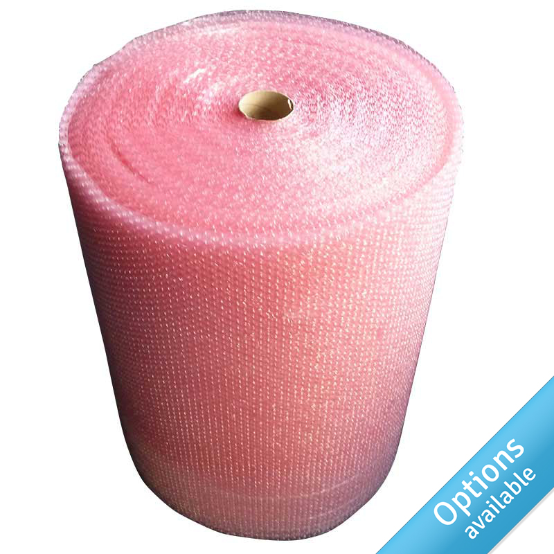 Anti-Static Airsafe™ Small Bubble Wrap R/W