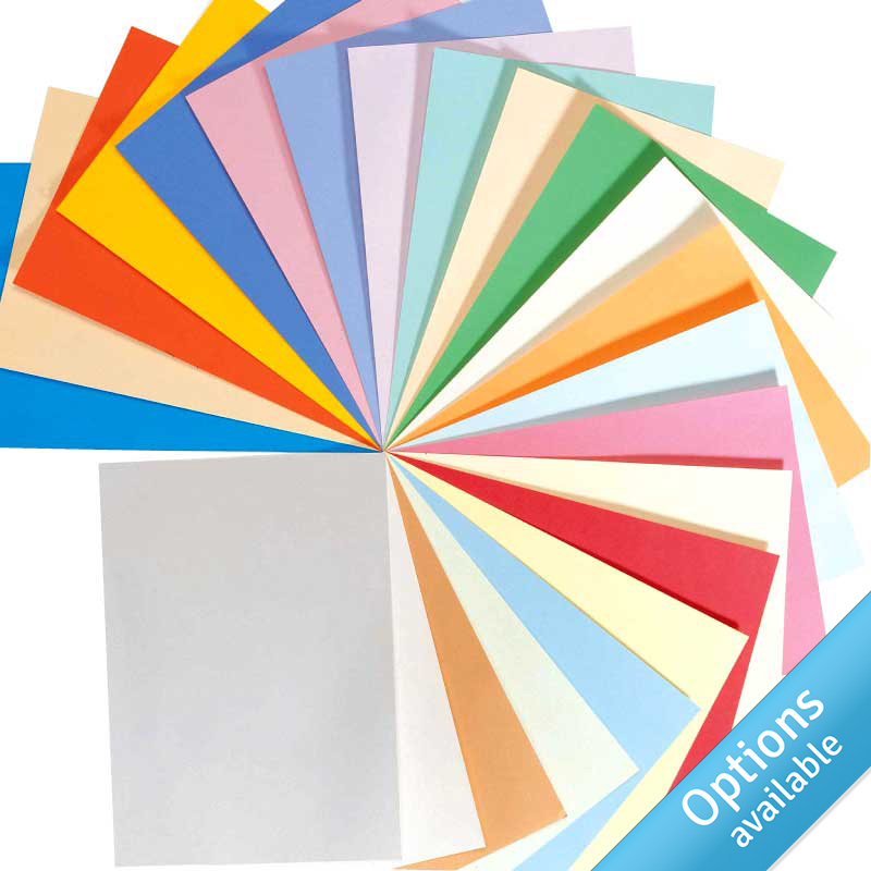 A4 80gsm Coloured Copier Paper - Ream