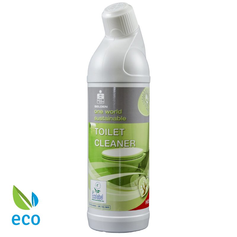 Ecoflower Toilet Cleaner - 1 Litre - 1x12