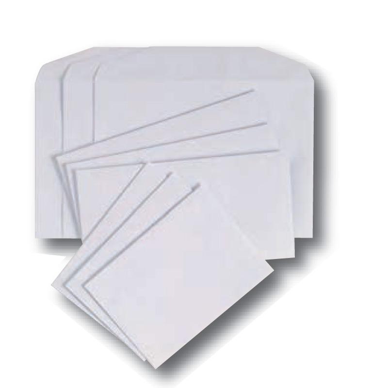 DL White S/S Envelopes (1000)