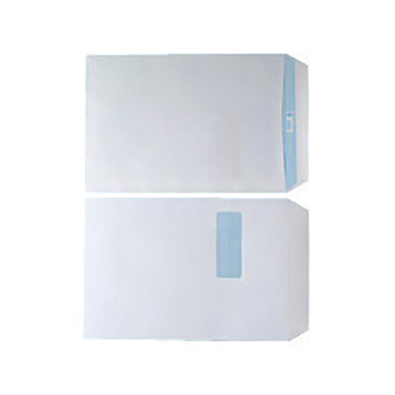 C4 White S/S Window Envelopes