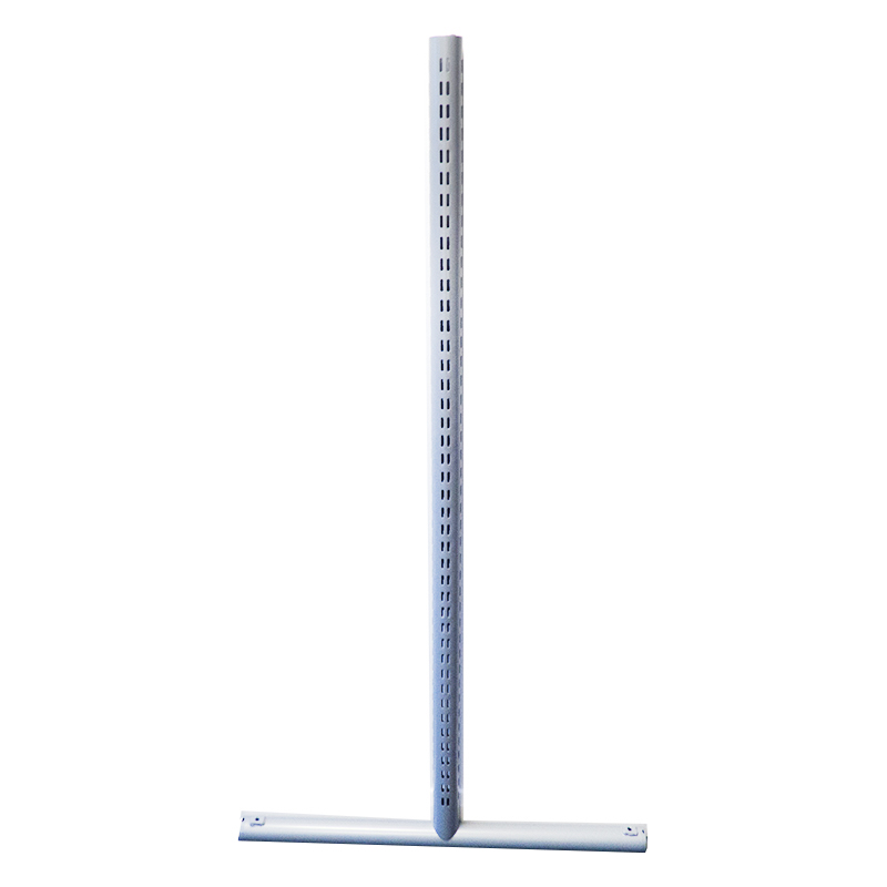 Instore® 50 Round FREESTANDING T Upright 1410mm ENSURE BOLT INCLUDED