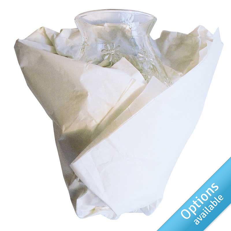 Ind/Ret White Acid Free Tissue