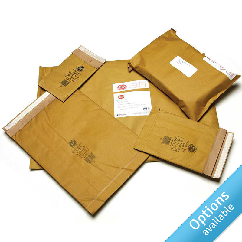Gold Jiffy Padded Bags