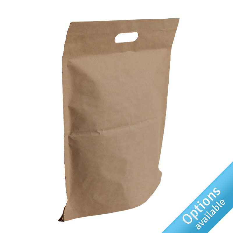Returnable Paper Mailers With Carry Handle