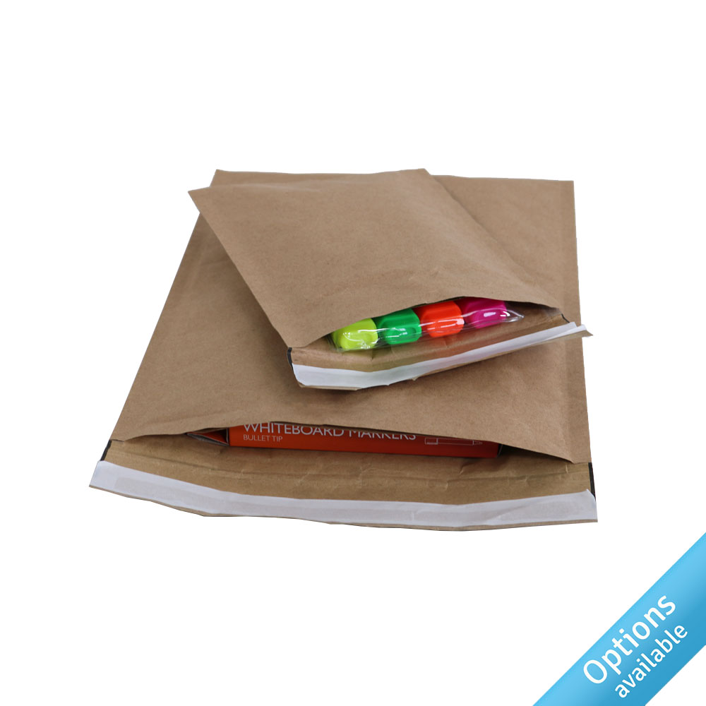 Paper Padded Mailing Envelopes