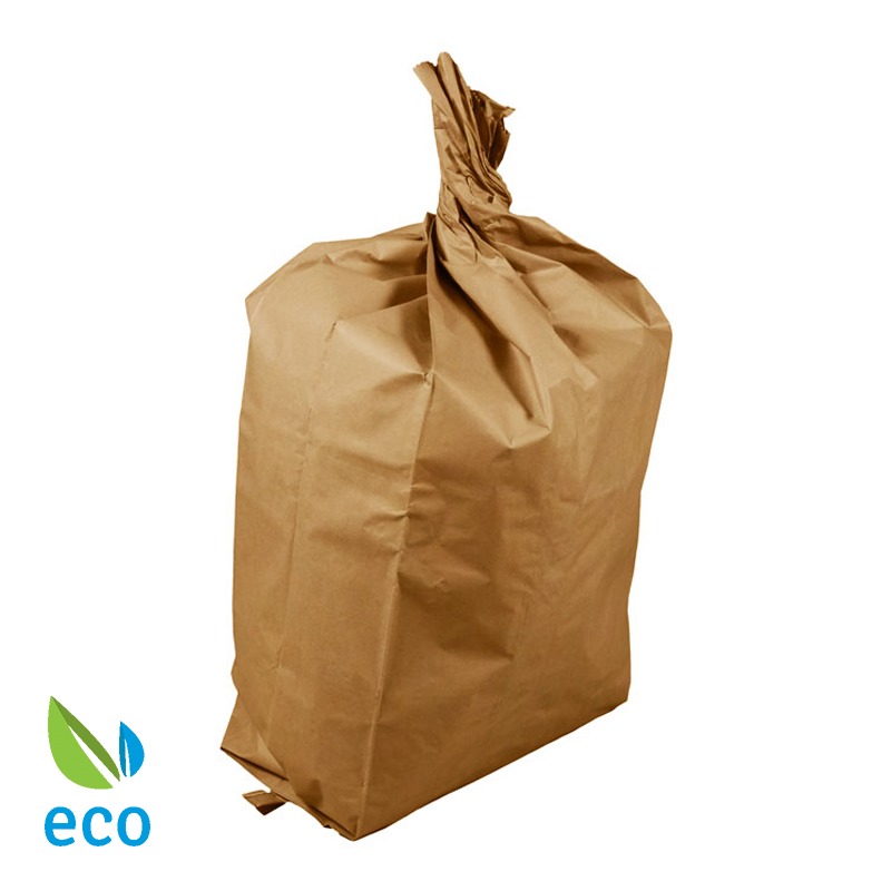 "225x305x457mm (9x12x18"") 2 Ply Paper Sacks (100)"