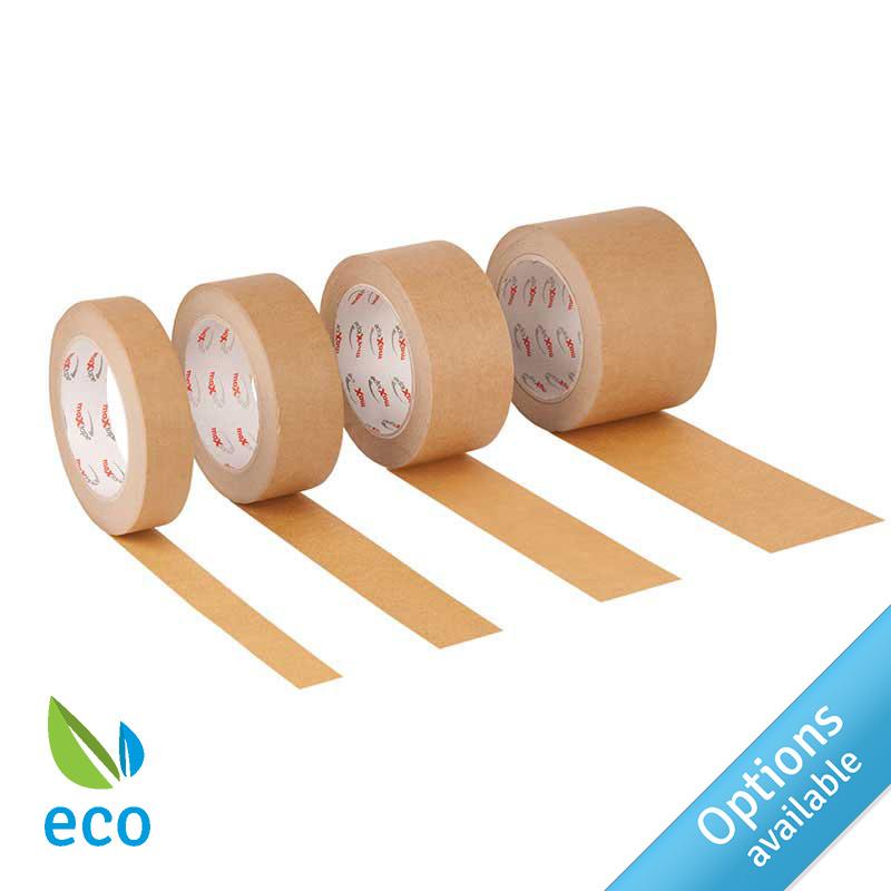 Brown Paper Self Adhesive Tapes