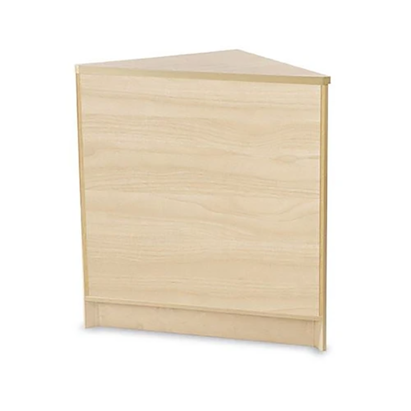 600x600x900mm Maple Solid Corner Unit