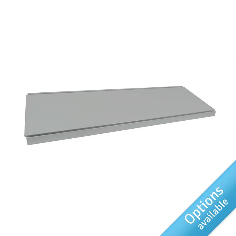 1000mm Silver Shelves