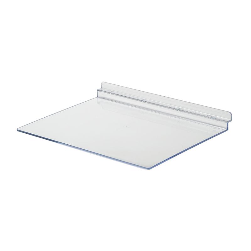600x65x30mm Slatwall Book or Spectacle Shelf