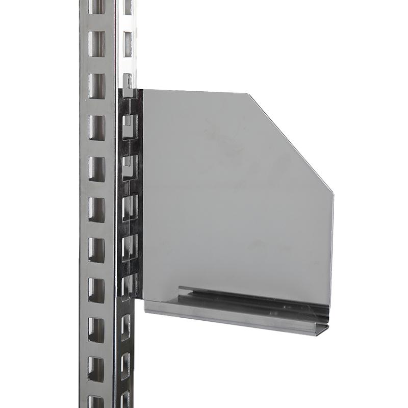 180 / 280mm Instore® Elite Book Shelf Bracket Chrome (2)