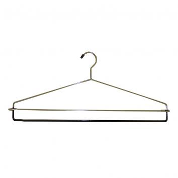 56cm Chrome Blanket Hanger (Single)