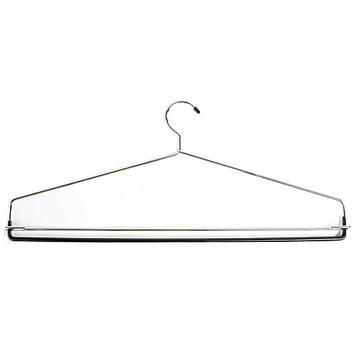 56cm Chrome Blanket Hanger - 1x25