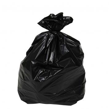"22x33½x47"" 560x850x1190mm 275g Black Compactor Sacks"