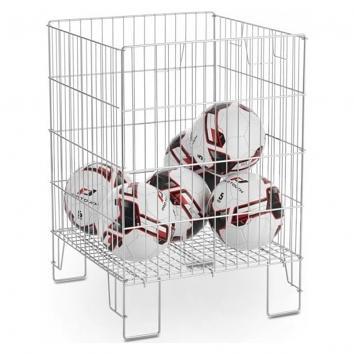 480x480x780mm Zinc Square Collapsible Dump Bin
