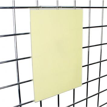 A4 Poster Holder For Gridpanel System