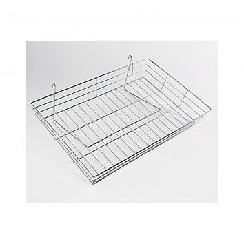 610x380mm Wire Basket For Gridpanel System