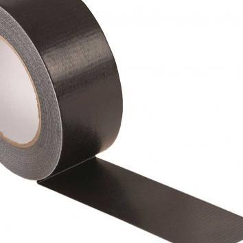50mmx50m Black Gaffa Tape