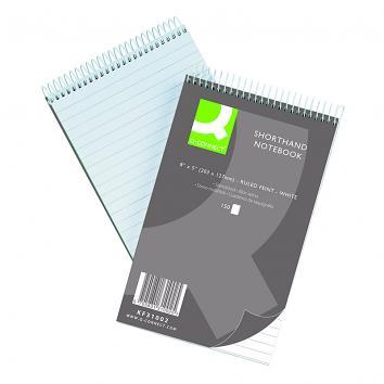 """5x8"""" 300 Page Spiral Bound Notebooks"""