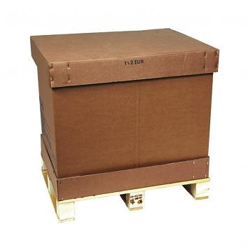 Half Europa Pallet Boxes