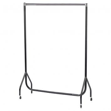4' Std Chrome Garment Rail