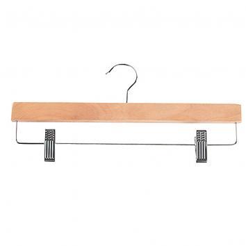 36cm Wooden Bar Clip Hanger
