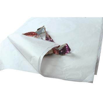 500x750mm 17gsm White Standard Acid Free Tissue Paper