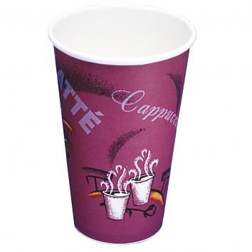 12oz Solo Bistro Paper Cups (1000)