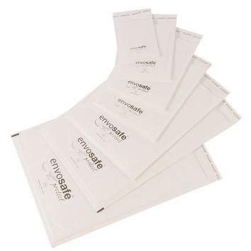 460 x 660mm White Envosafe™ Protect Bubble Mailing Bags (50)
