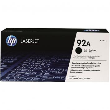 (HP Laserjet 3200)HP92A  Laserjet 1100 Black Toner Cartridge