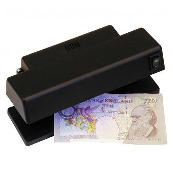 Fake Note Detector Ultra Violet Light