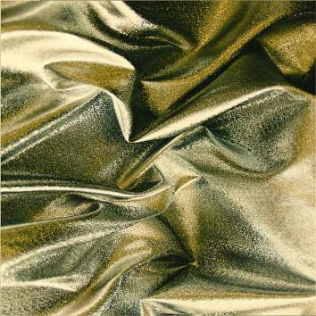 Brushed Metal 112cm  Gold
