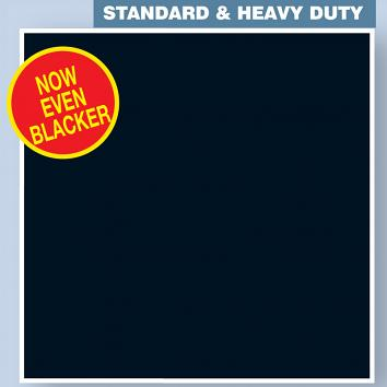 Heavy Duty Flame Retardant Blackout Fabric 152cm