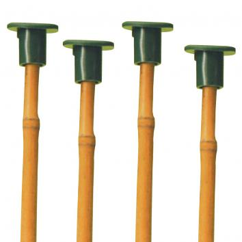 Cane Caps Medium - Green    p.1000