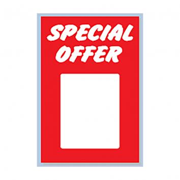 Correx 'Special Offer' Board  16 1/2x24