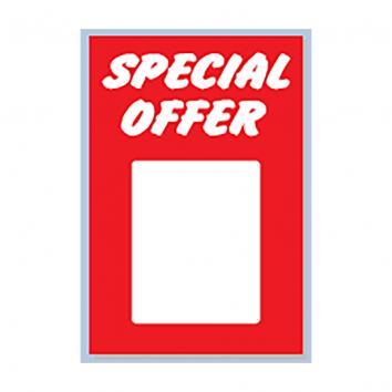 Correx 'Special Offer' Board  16 1/2x24