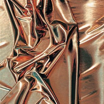 Liquid Metal' 112cm Copper