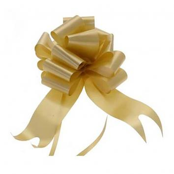 31mm Pull Bows - Gold p.30 (not metallic)