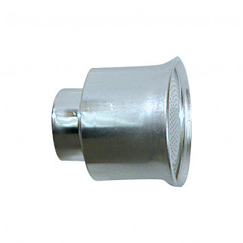 Large Alloy Rose - Standard Spray
