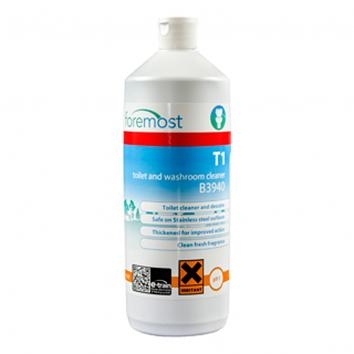 Toilet Cleaner and Descaler 1 litre - 1x12