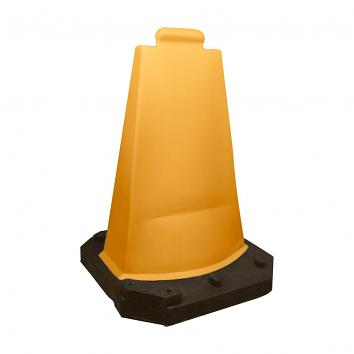 Mini Sign Cone, plain, no sleeve, without logo panel